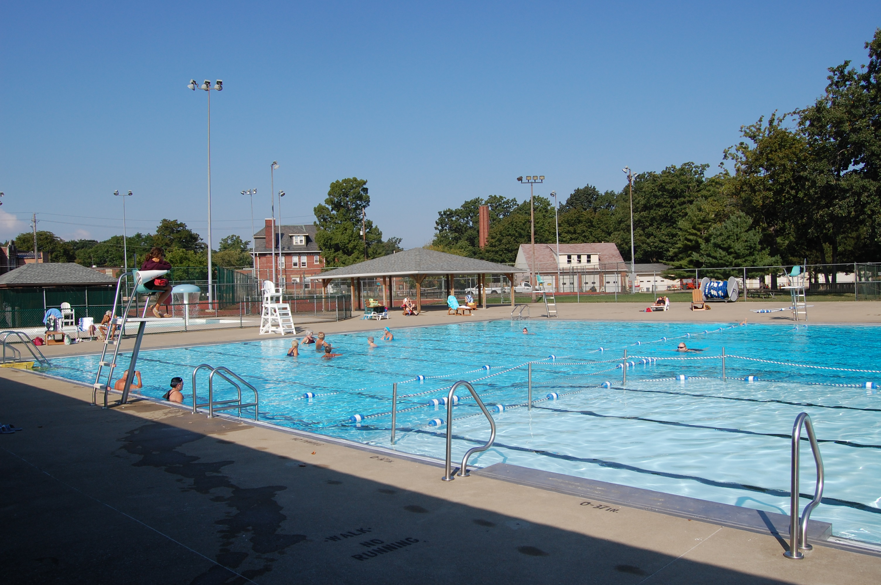 About The Lakewood Recreation Department