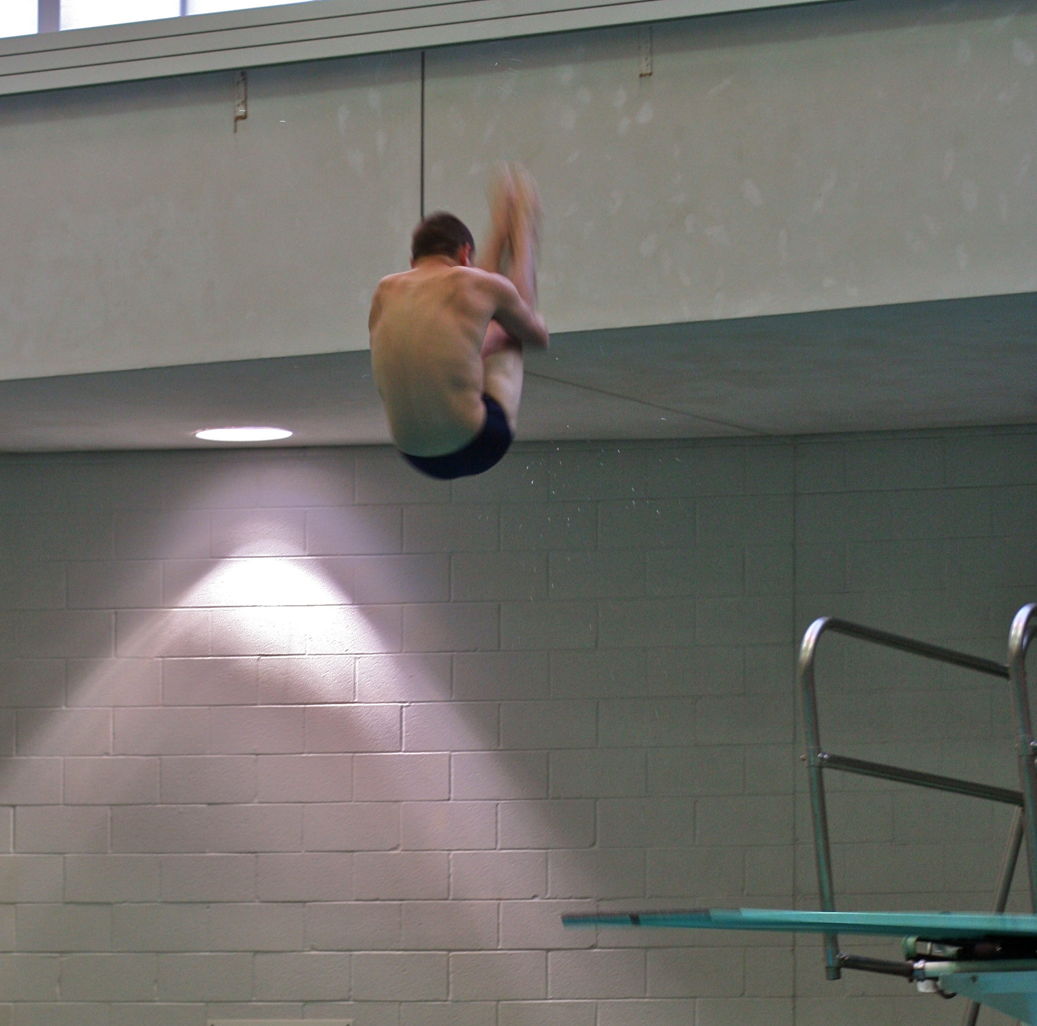 Springboard Diving with Denny Dyke