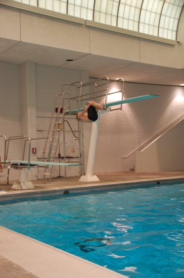 Learn to dive like the Olympians!