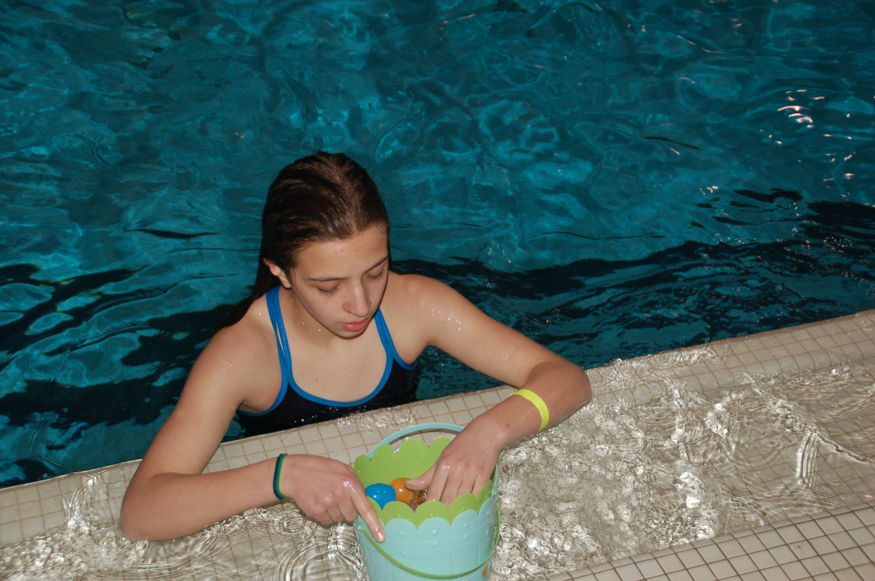 2014 Underwater Egg Hunt