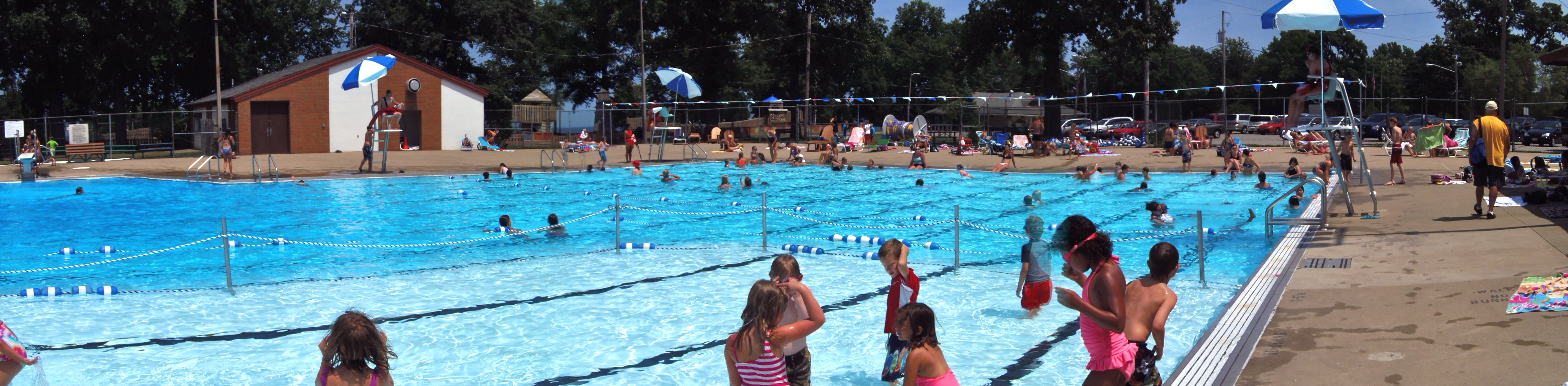 Safe and fun summer at Foster Pool