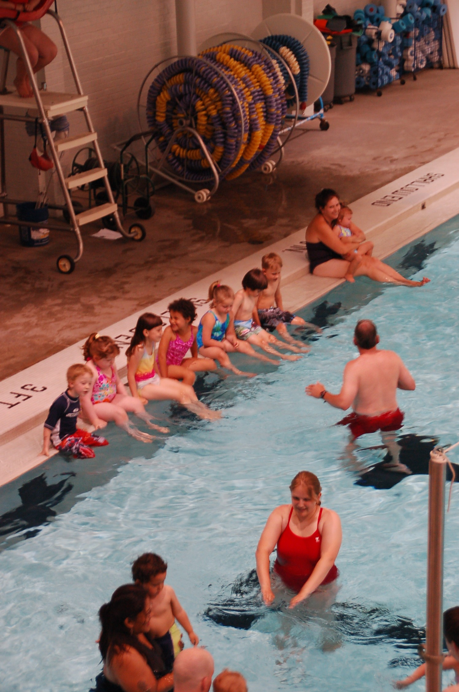 Learn-To-Swim today!